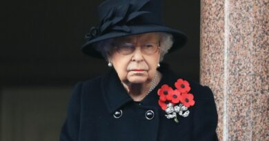 We will remember them: Queen leads scaled-back events