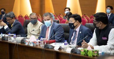Alok Sharma welcomes Bangladesh climate leadership and ambition ahead of COP26